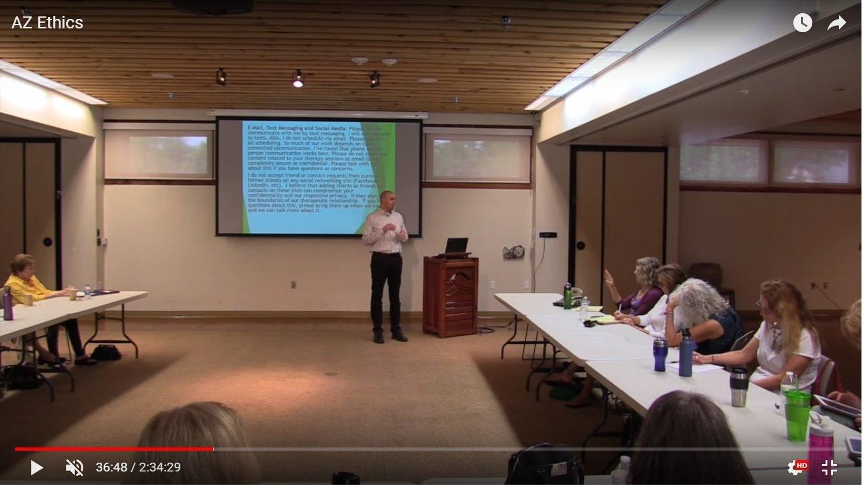Prescott Relationship Center Pllcarizona Behavioral Health Ethics